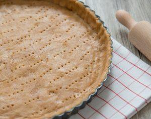 Read more about the article Pâte brisée à la farine d'épeautre et pois chiche – ig bas
