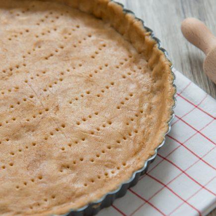 pâte à tarte ig bas