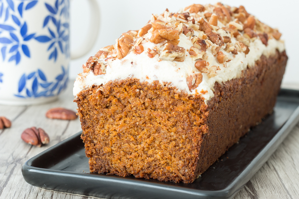 You are currently viewing Ma recette du Carrot cake – ig bas