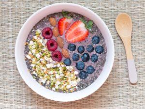 Read more about the article Comment réaliser un Acaï bowl à indice glycémique bas?