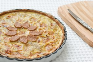 Read more about the article Tarte aux oignons et chèvre