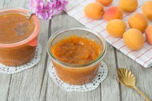 Confiture à l'abricot et à l'agar agar – ig bas