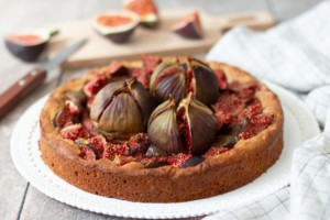 Read more about the article Tarte aux figues fraiches