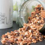 Granola chocolat – coco ig bas