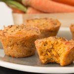 Muffins à la carotte et au cumin