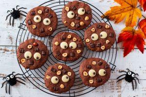 Cookies monstres chocolat-noisette
