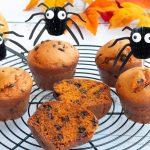 Muffins potimarron-chocolat