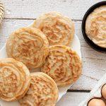 Petits pains express au levain – cuisson à la poêle