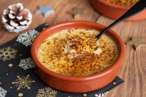 Crèmes brûlées à la truffe
