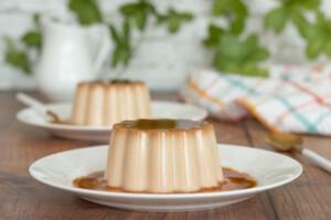 Read more about the article Flanby maison et son caramel au sucre de coco