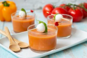 Read more about the article Le Gaspacho andalou ou la soupe froide de l'été